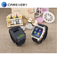 Smart watch 3g sim card slot gsm support wifi gps/ phone call smart watch mobile phone