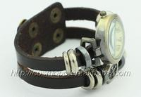 ladies different strap watch changeable beautiful leather bracelet watch