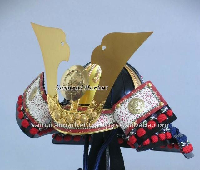 Authentic Japanese Armor: Oda Nobunaga Helmet
