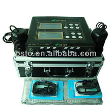 New product for 2015 Black Dual system ion life detox machine with CE&RoHs