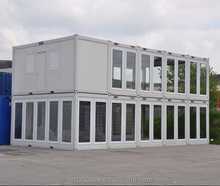 20ft Sandwich Panel Storage Shipping Container House