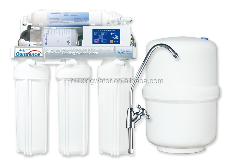 The home use automatic flushing ro nalco water treatment chemical