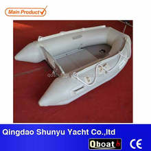 cheap 1-3 person small inflatable fishing boat