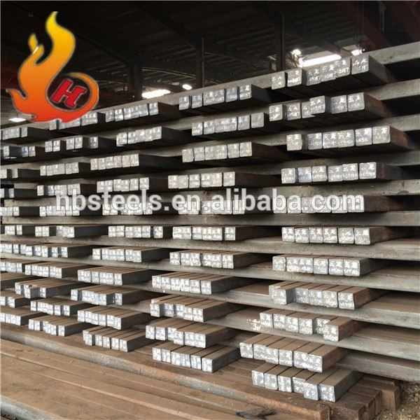the latest continuous casting 100*100mm billet