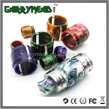 Colorful esin Tube for Reload rta tube cp rta manta rta tfv8 tube tfv12 tfv8 baby tfv8 x baby 2ml 4ml tfv8 big baby wholesale