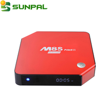Wholesale M8S+II 3gb ram Amlogic S912 Android 7.1 Marshmallow Octacore Tv Box Cheap Price amlogic s912 tv box