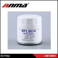 High quality OEM auto oil filter