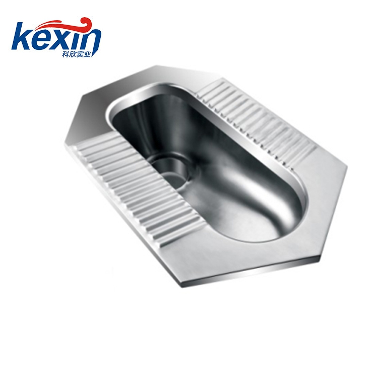 Factory Supply Attractive Price Stainless steel Squat Pan