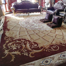 custom hand tufted carpets manufacturer, wall to wall New Zealand wool carpets