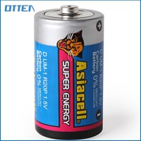 D UM-1 dry cell zn/mno2 d size r20p battery 1.5v