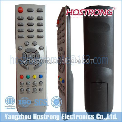 Universal Electronics Remote Control Support for JAC 5100