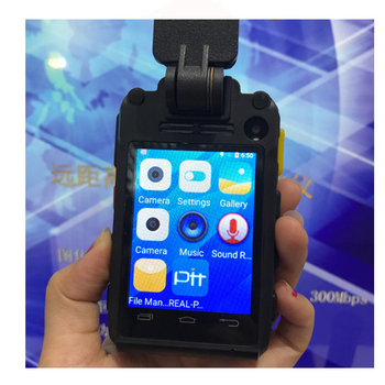 Android 4G WiFi Police Body Worn  Camera IR Night Vision IP65 3G Bluetooth GPS Full HD1080P Police Camera