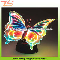 3W Bright LED Color chaging decoration lamp for indoor and outdoor