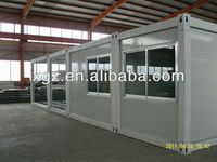 40 feet color steel sandwich panel container house