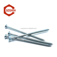 Carbon Steel Zinc Plated torx long Wood Screw