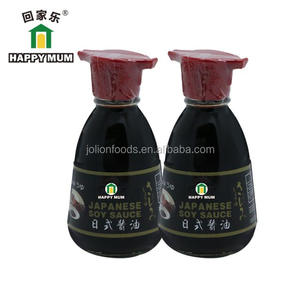 Best Brands Mini 150ml Japanese Soy Sauce For Suchi Food