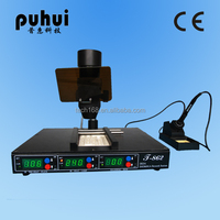 T862 Puhui BGA mobile phone rework station T862 laptop repairing machine Made in China manufacturer