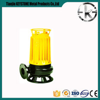 industrial electric submersible sump pump