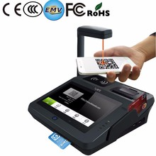 QR Code Payment Pos Terminal with Android OS And Printer Receipt
