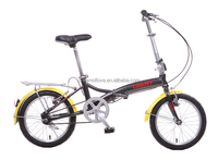 16 inch easy ride children folding bike for all kind colors