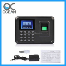 School Attendance Management system/RFID card reader Fingerprint Time Attendance