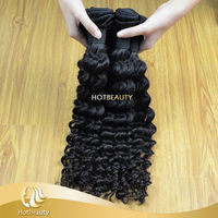 Afro Kinky Human Hair For Braiding For Women