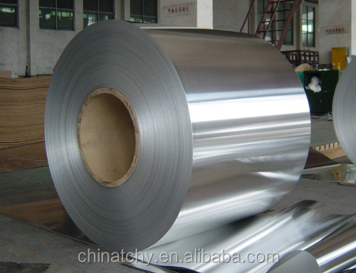 New product 8011 soft mill finish aluminum foil laminated roll film