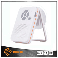 mini waterproof bathroom bluetooth speaker suction cup in Shenzhen factory