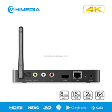 RK3368 Octa Core 4K UHD Google Chromecast Wholesale Android Smart TV Set Top Box