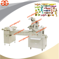 Multifunctional Candy Packing Machine|Many Shapes Candy Packing Machine|Squre/Round/Cylinder Shapes Candy Wrapping Machine