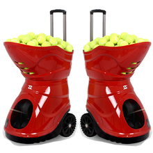 professional tennis ball shooting machine sports shooter for sale from factory supplier W7
