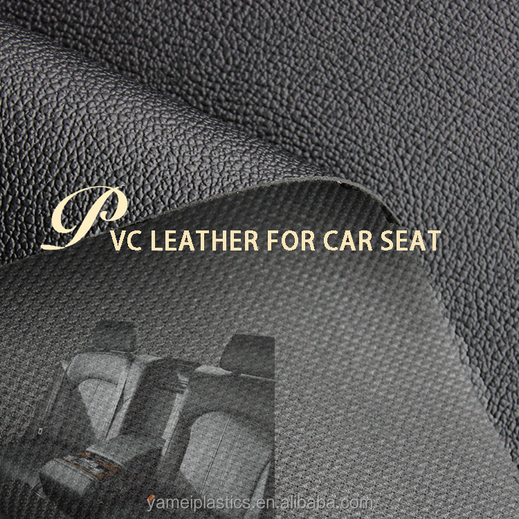 larger supply automotive pvc leather fabric