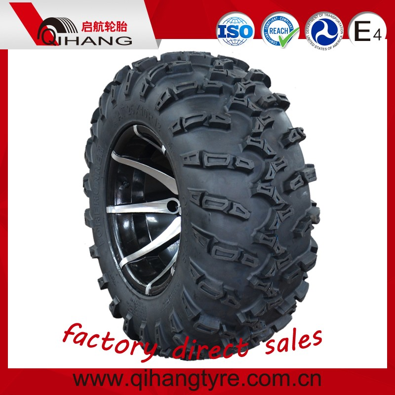 hbco ltd jual rangka motor hummer atv quad atv tyres 25x8-12 4x4 benzinli 110cc shineray peace sports ATV tires