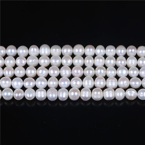 Cheap Original Champagne Loose Pearl Beads Wholesale