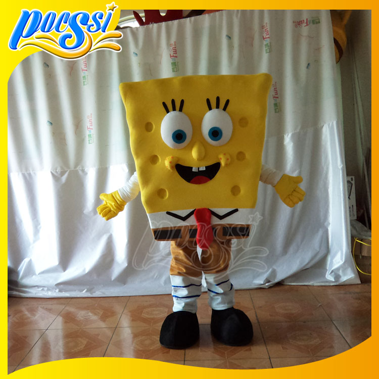 Traditional Popular Spongebob Mascot