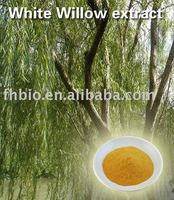 Hight Quality Anti-rheumatism White Willow Bark Extract