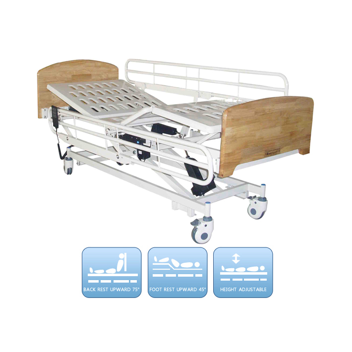EM-ENB003 Electric 3 function nursing bed