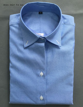 Custom Model Office Formal Dress oxford Shirt For Man