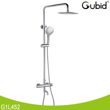 luxury constant temperature shower faucets with shower
