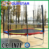 gym equipment trampoline for hot sales