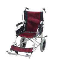 Professional supply aluminum lightweight sale of used wheelchair