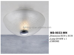 Ceiling lamps houston/modern ceiling lighting MD-9033-WH