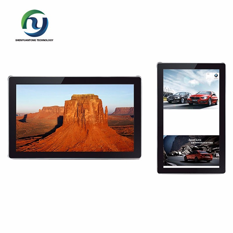 42'' PC Version Touch Screen for Watching Full HD 1080p Hot Six Video Lcd Terminal Football Game Video Player