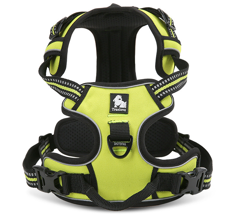 hi visible dog safety vest reflective pet vest with reflective tape