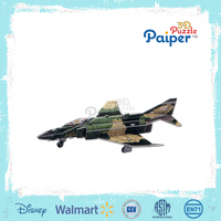 Paiper 3d puzzle flying kids airplane toys