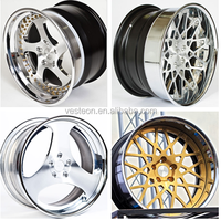 High profit replica car alloy wheel alloy rims size from 12'' to 26 ''