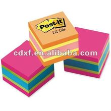 2012 new style memo pad sticky note