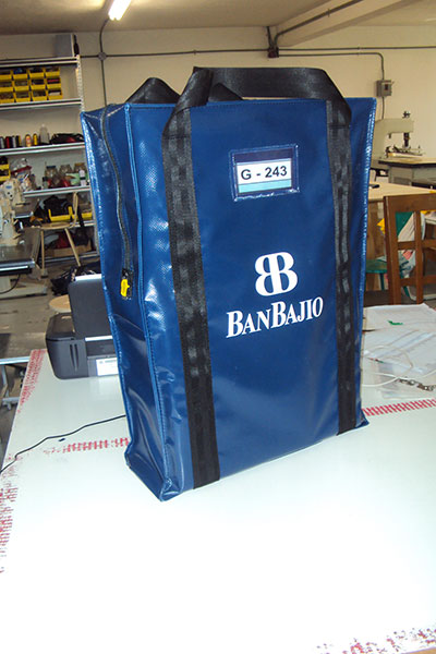 BIG SECURITY POST BAG
