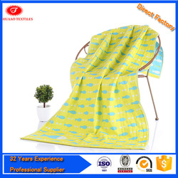 Gaoyang HUAAO bath towels large thick for wholesales
