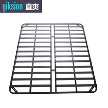 (ZS911#) Queen size folding type bed base metal foundation platform bed frame